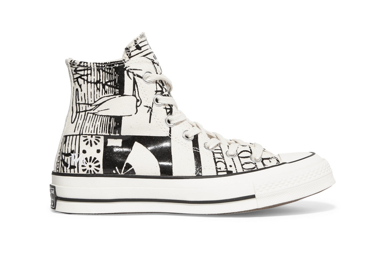42fbb739e5df1c JW Anderson Released an Exclusive Chuck Taylor at Net-a-Porter
