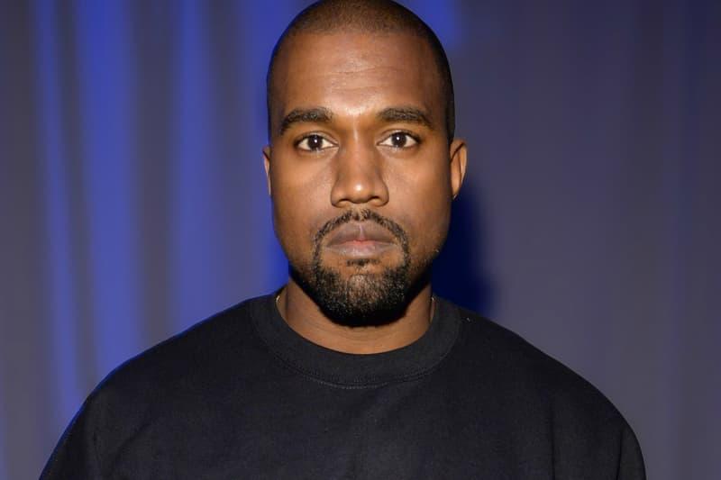 Kanye West Sweater Black