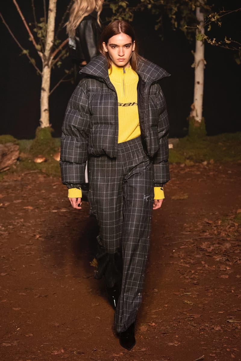KITH 2018 Fall Winter NYFW New York Fashion Week MISBHV Shirt Yellow Jacket Pants Black