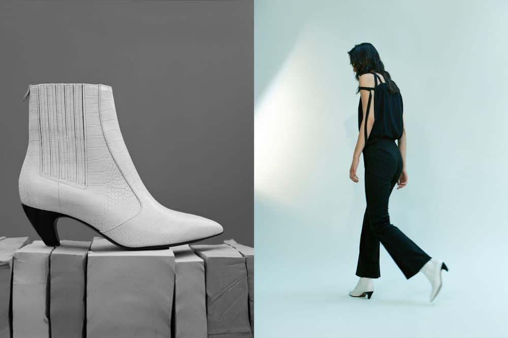 LABUCQ Kati Boots Ivory White