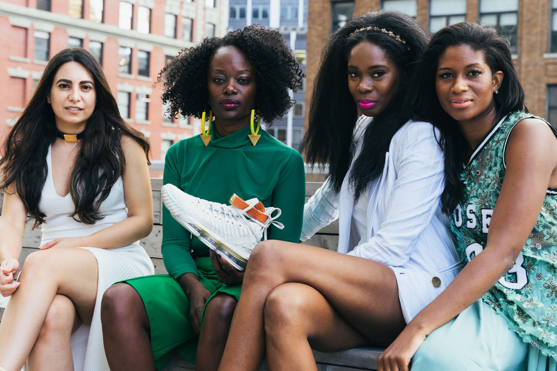 finest selection 7f327 7e521 Female Designers on LeBron James' Nike HFR 16 | HYPEBAE