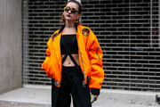 London Brings Out the Bold Colors in Our LFW SS19 Streetsnaps