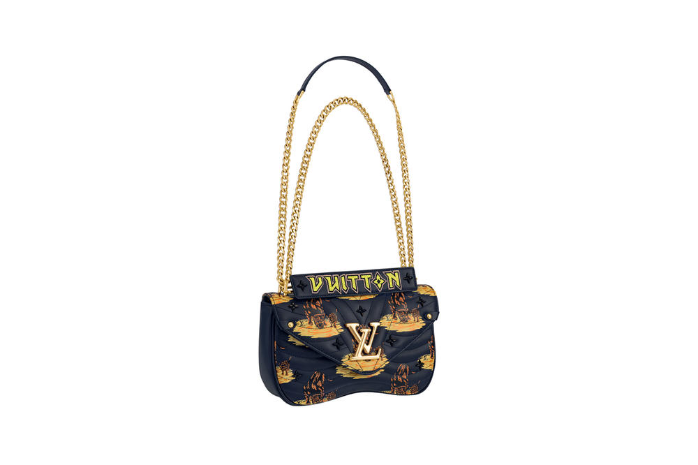 Louis Vuitton New Wave Bag Fall 2018 Collection Leopard Black