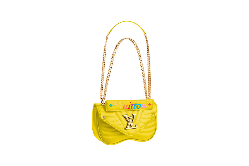 Louis Vuitton New Wave Bag Fall 2018 Collection Yellow