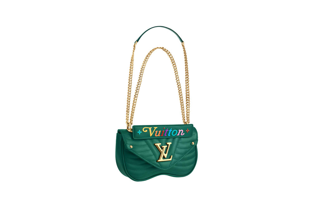 Louis Vuitton New Wave Bag Fall 2018 Collection Emerald