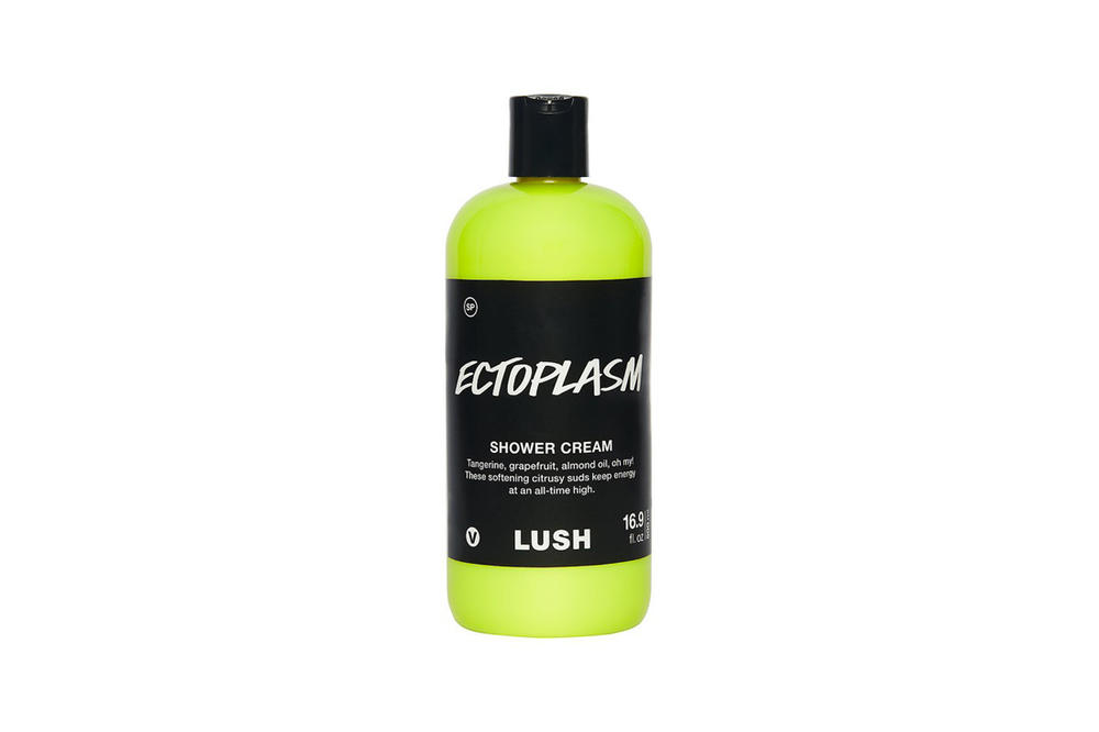 Lush Beauty 2018 Halloween Collection Ectoplasm Shower Cream