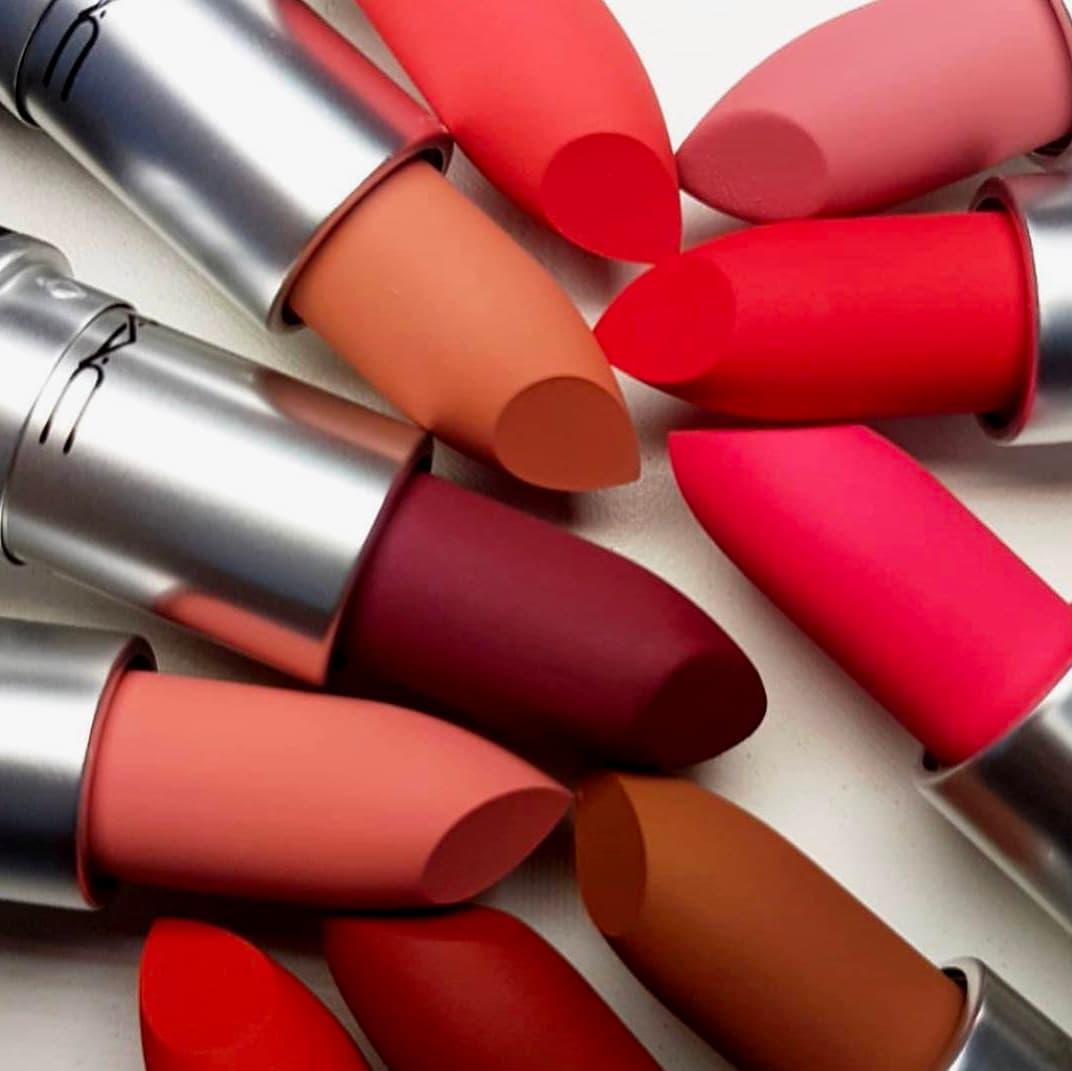 MAC Debuts Powder Kiss Matte Lipstick Formula