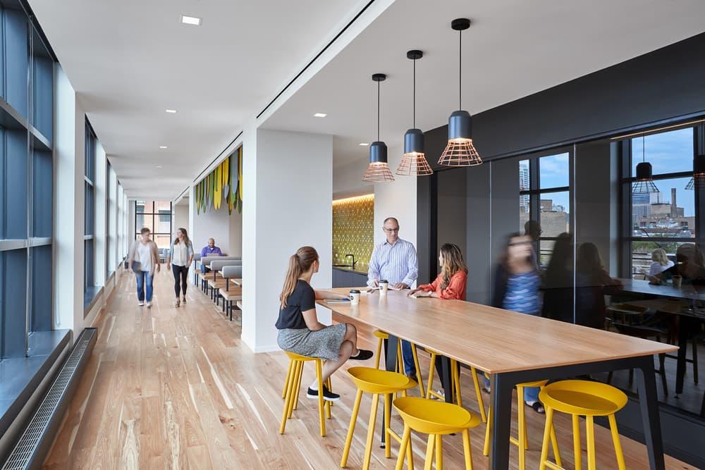McDonald's $250 Million USD HQ in Chicago Restaurant Mc Cafe Space Food Environment Hamburger University