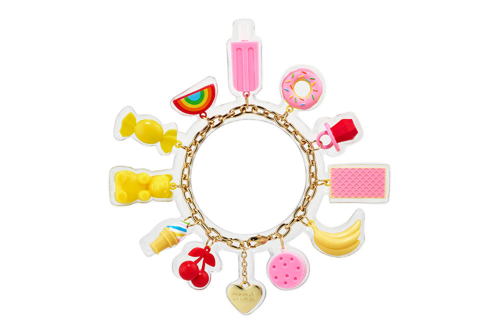 Museum of Ice Cream Sephora Makeup Collaboration Beauty Charm Bracelet