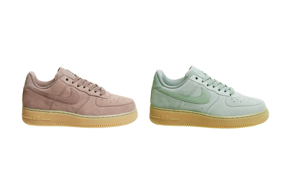 new products a9e3d 3e49e Nike Air Force 1 in Smokey Mauve and Mica Green   HYPEBAE