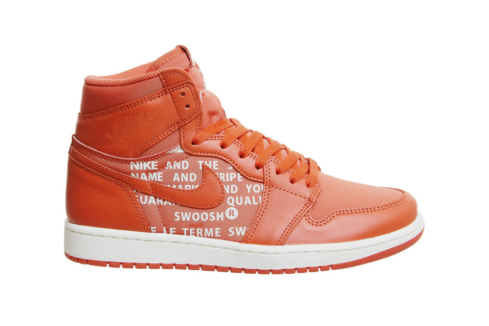 Nike Air Jordan 1 Hi Vintage Coral