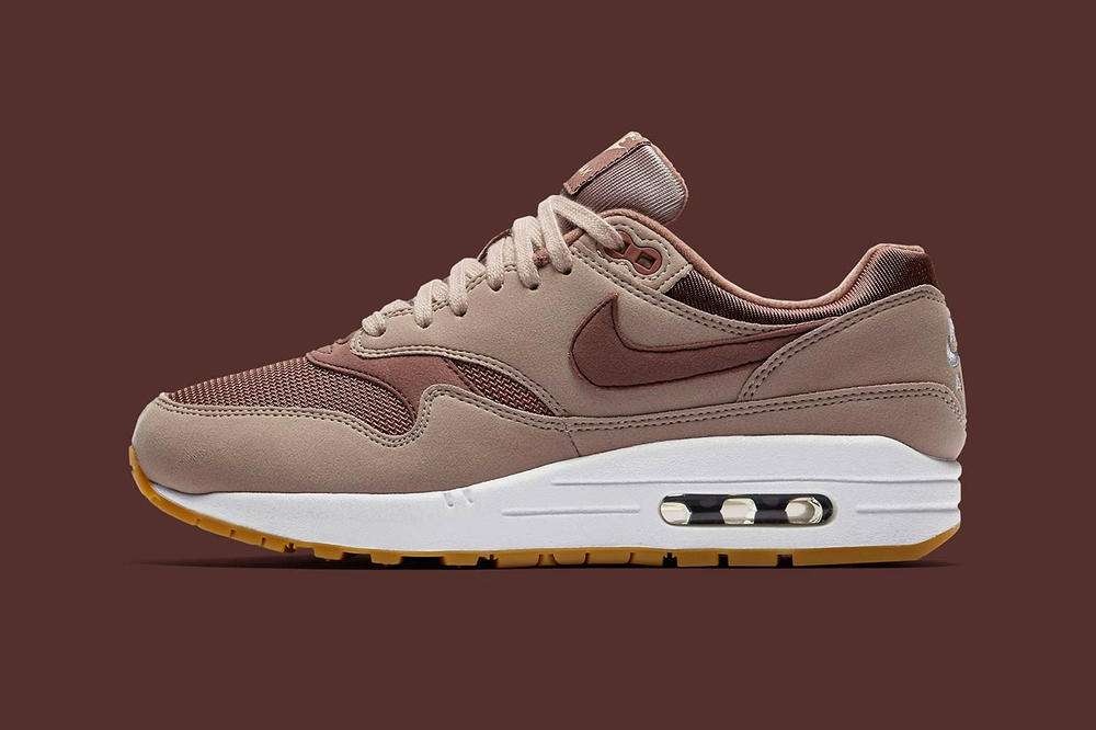 7387f062a3f nike air max 1 diffused taupe womens exclusive sizing