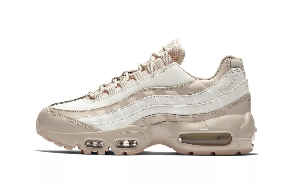 Nike Air Max 95 LX Guava Ice Nude Neutral Women's Trainers Sneakers