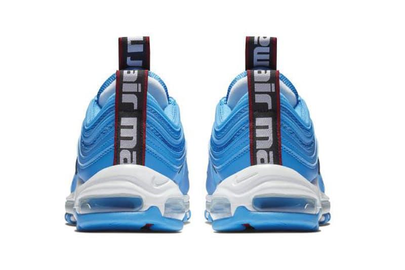 Nike Air Max 97 Premium Blue Hero White