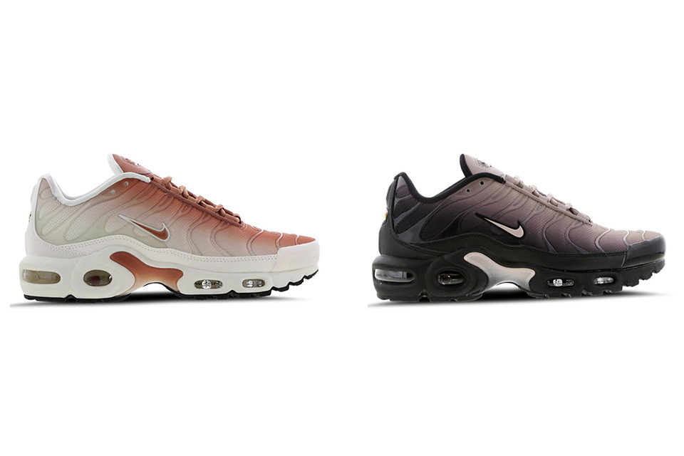 new arrivals 8ca4b f1d9c Nike Drops Air Max Plus in Ombré Orange   Purple   HYPEBAE