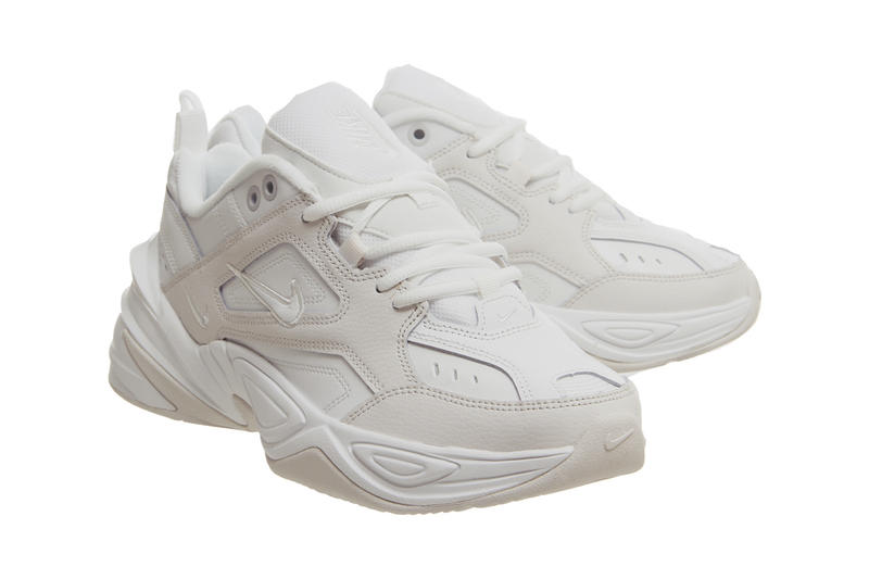 Nike M2K Tekno Summit White Phantom Nude Chunky Dad Sneakers