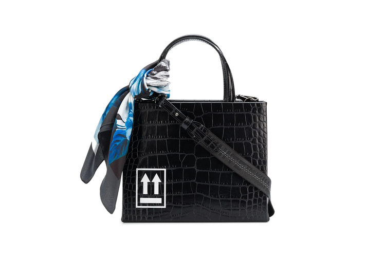 Step Up Your Fall Style With Off-White™ s Cocco Box Bag 342bcadbe6b34