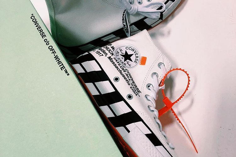 ba8b3dd5f53187 Images of Off-White™ x Converse s New Chuck 70 Surface