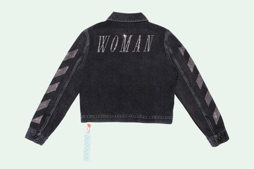 34da59c5be29ff Get Your Hands on an Exclusive Off-White™ c o Selfridges Denim Jacket