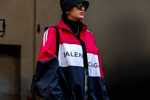 8bca1b40fe695b Street Style at Prague Fashion Week SS19 Continues to Showcase the Best  Streetwear Trends