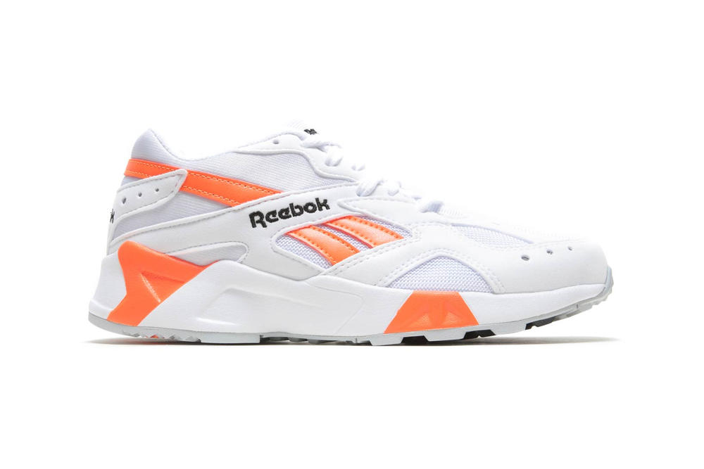 Reebok Aztrek White Orange