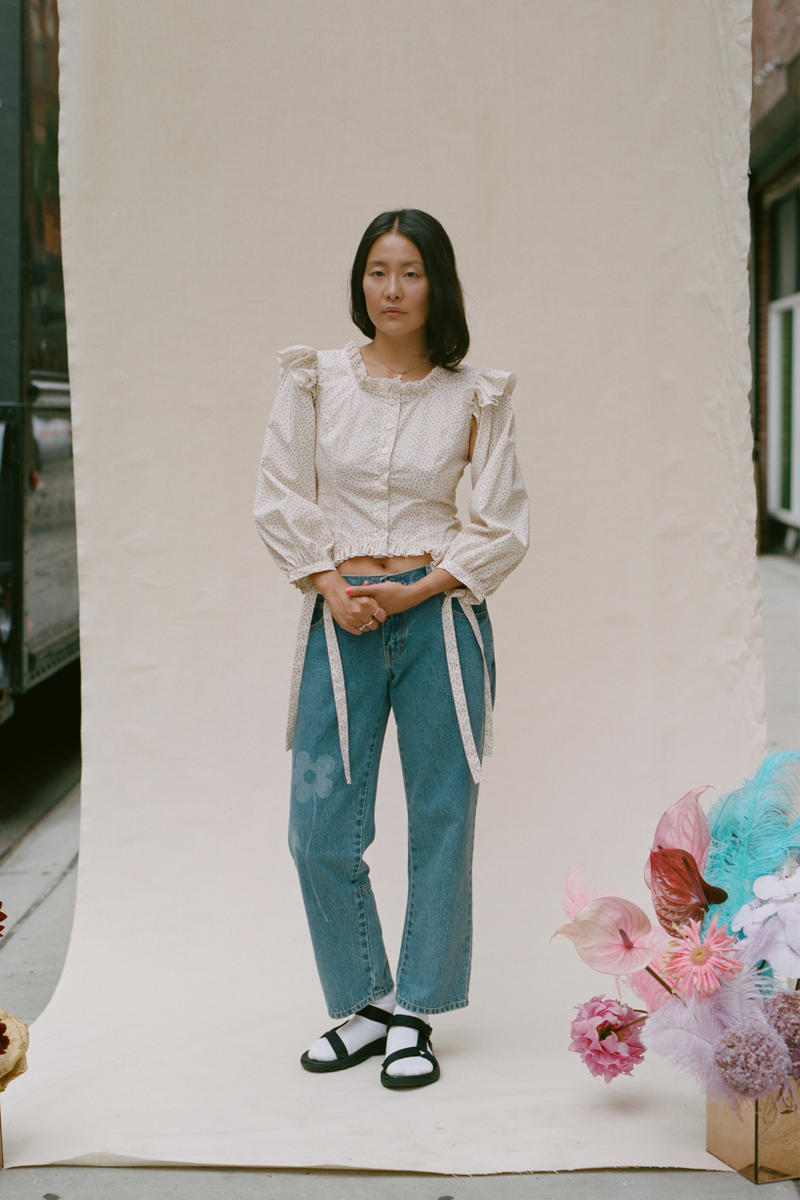 Sandy Liang Spring Summer 2019 Lookbook