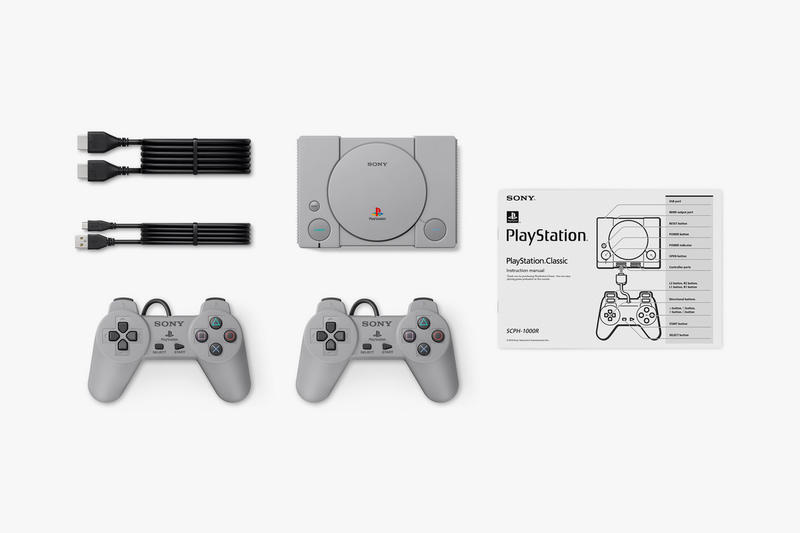 Sony PlayStation 1 Classic Mini Console Release Date Info Price Detials