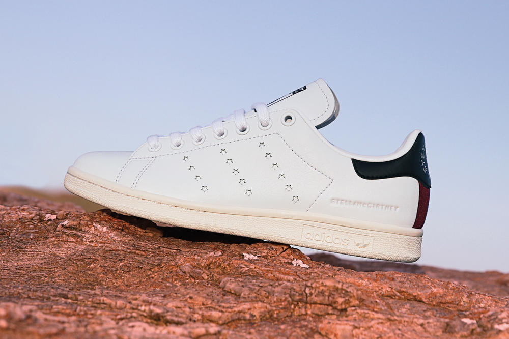 Stella McCartney adidas Originals Vegetarian Sustainable Stan Smith