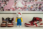 Picture of Take a Look Inside This Art Gallery in Rome Featuring Hello Kitty Artwork