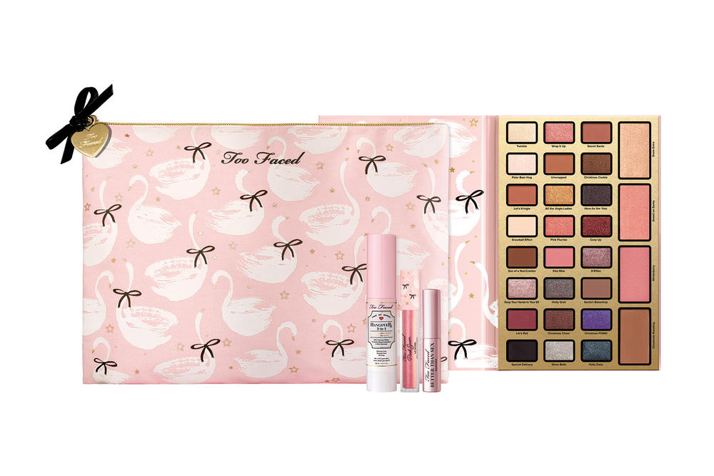 Too Faced Dream Queen makeup collection Christmas 2018