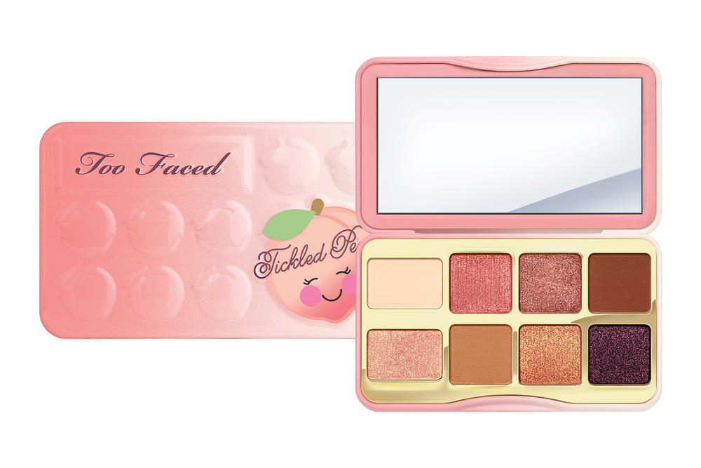 Too Faced Bite-Sized Peach Infused Eyeshadow Palette