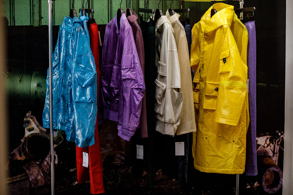 Undercover Jun Takahashi Spring Summer 2019 SS19 Womens THE SEVENTH SENSE Parka Jacket Outerwear