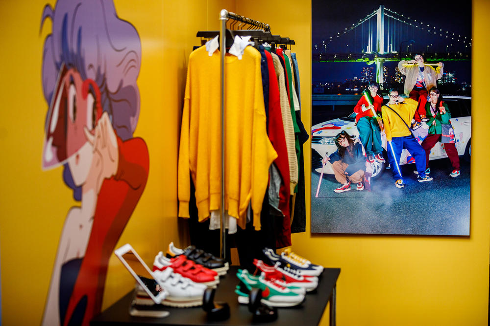 Undercover Nike Waffle Racer Jun Takahashi Sneaker Spring Summer 2019 SS19 Womens THE SEVENTH SENSE Creamy Mami