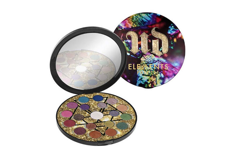 Urban Decay Elements Eyeshadow Palette 2018