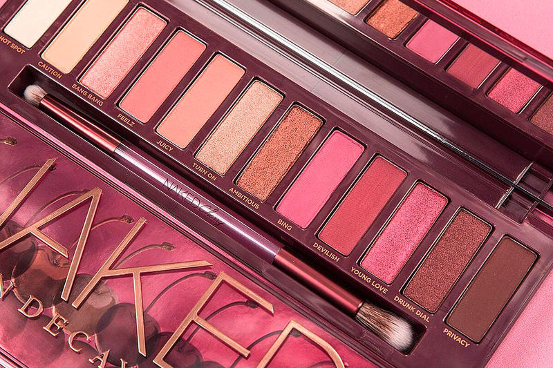 Urban Decay Naked Cherry Palette Eyeshadow Makeup Beauty Cosmetics 2018