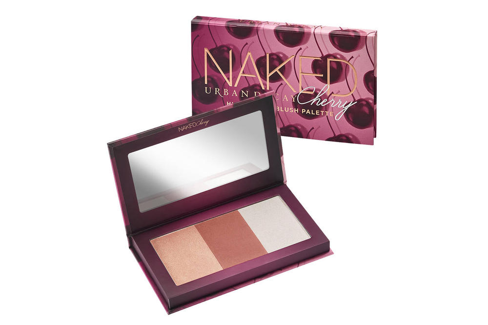 Urban Decay Naked Cherry Palette Highlight Blush