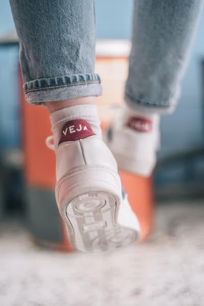 Veja Basic Sneaker White Black