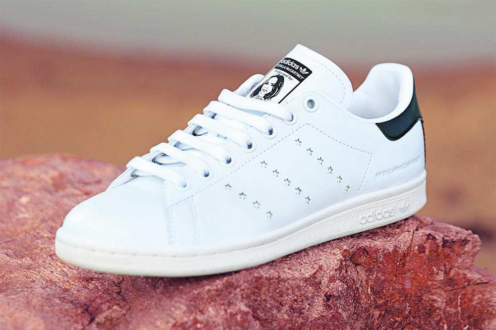 85e39a18b6c Don t miss out on Stella McCartney x adidas Originals Stan Smith.