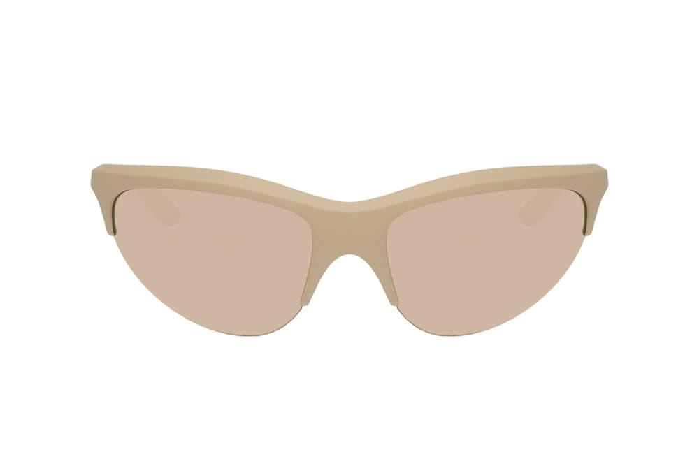 Where to Buy Kim Kardashian's Sporty Sunglasses YEEZY Season 6 Kanye West Shades Accessory