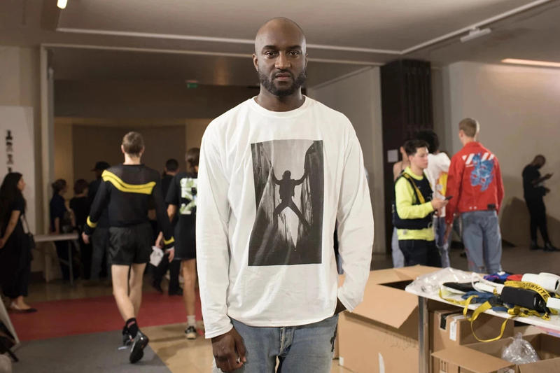 Virgil Abloh T-shirt White