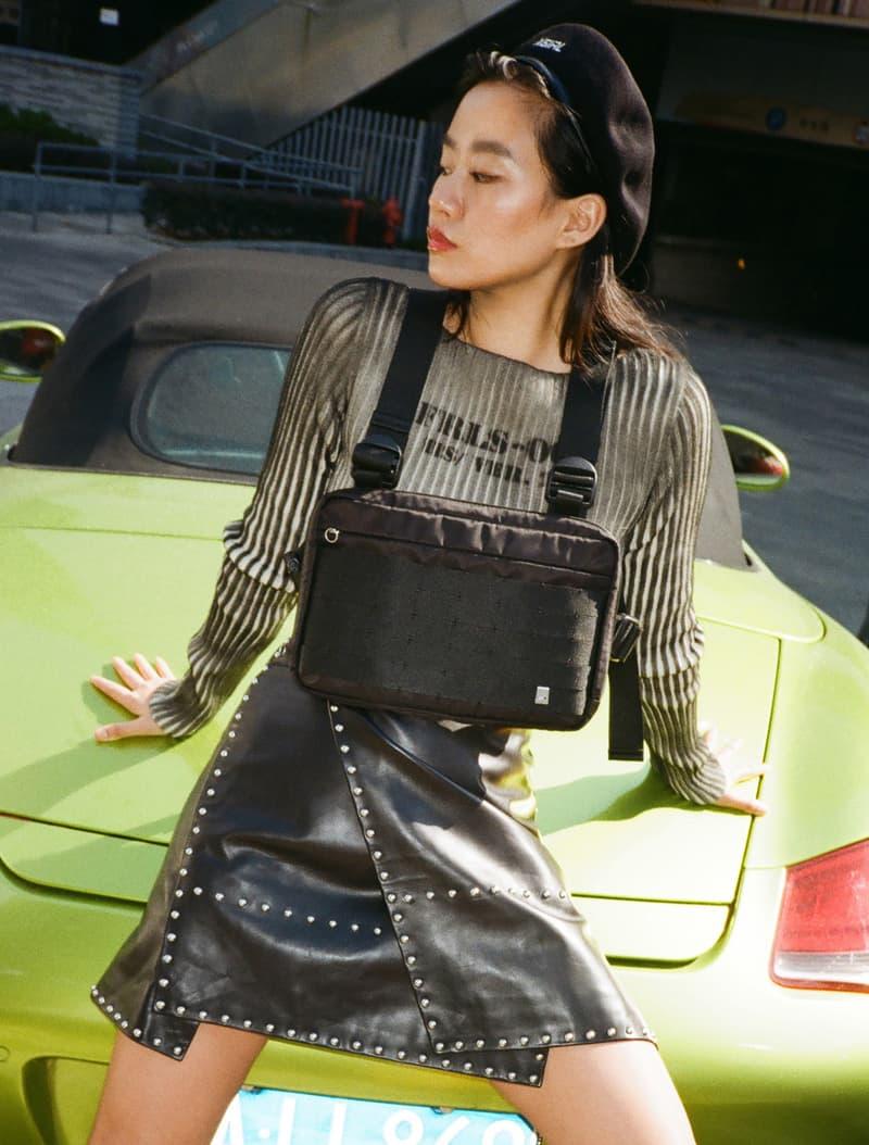 I AM GIA Helmut Lang Hyein Seo ALYX Streetwear Editorial A Day In Shanghai HBX