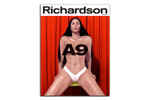 Picture of Kim Kardashian Bares All on the Cover of Richardson Magazine Issue A9