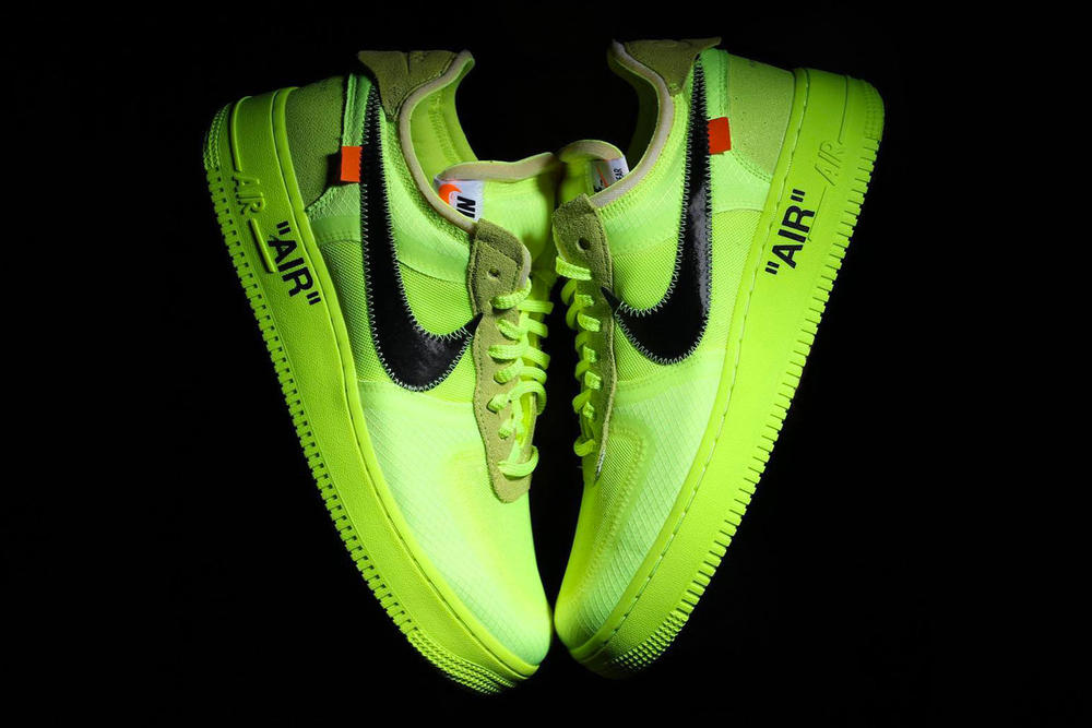 reputable site d122a 63868 Off-White™ x Nike Air Force 1