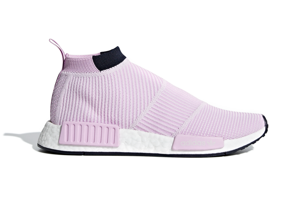 a832769c0976e adidas Originals CS1 PK City Sock Primeknit Pale Pink