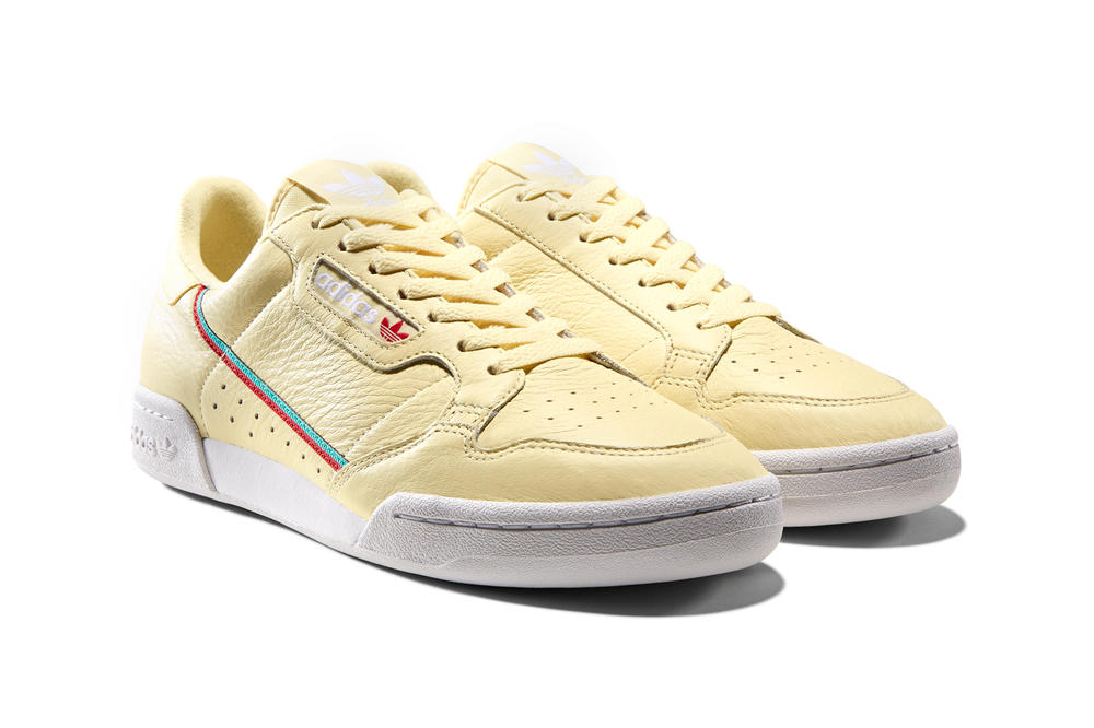 adidas Originals Continental 80 Yellow