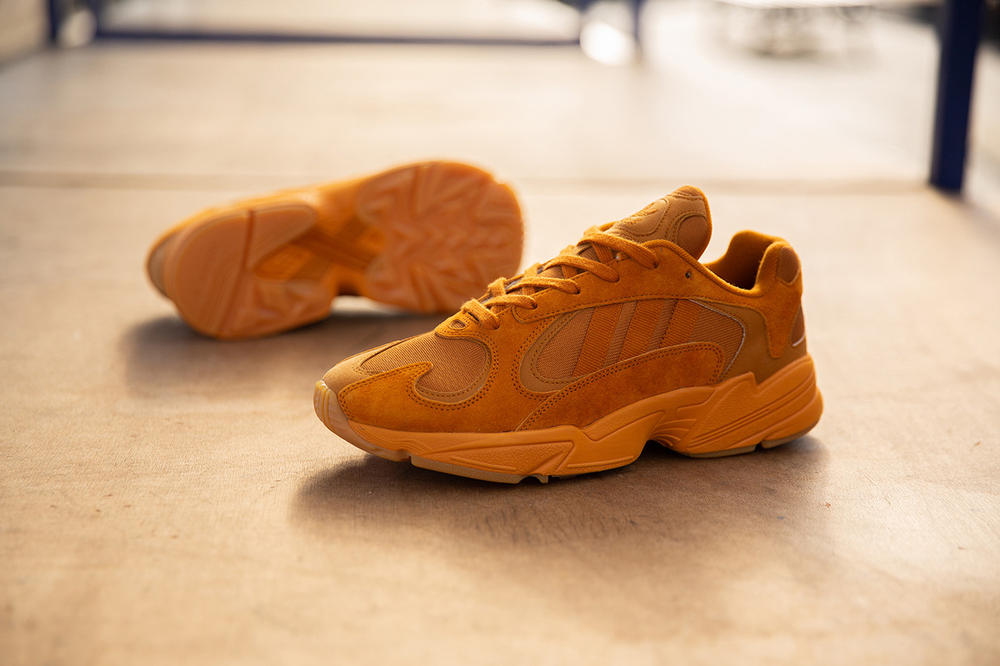 adidas Originals Yung-1 Craft Ochre