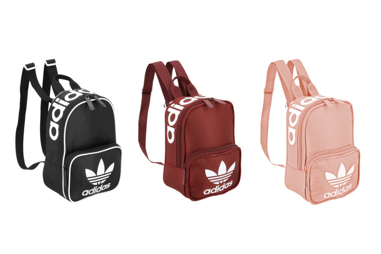 adidas Originals  New Mini-Backpack Is Our New Fall Favorite 90e584c3009c4