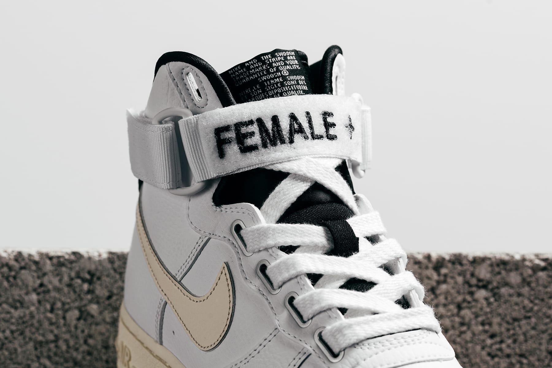nike air force female