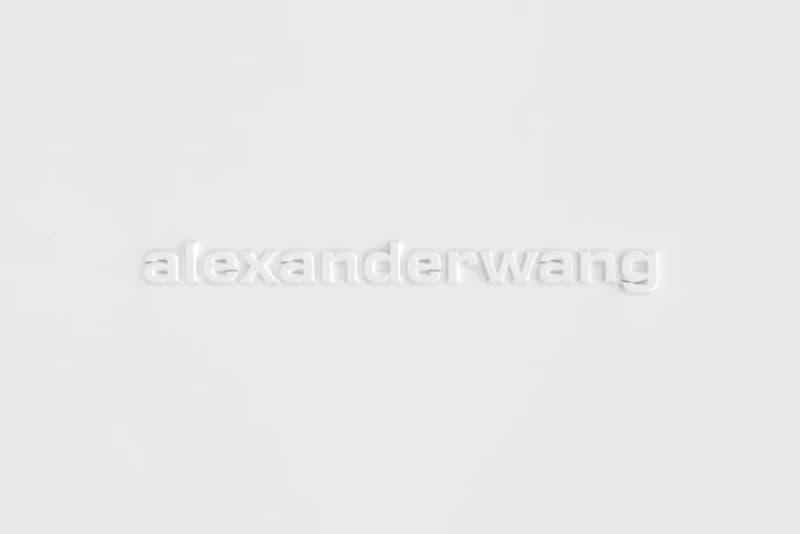 Alexander Wang New Logo Brand Reveal Wangevolution