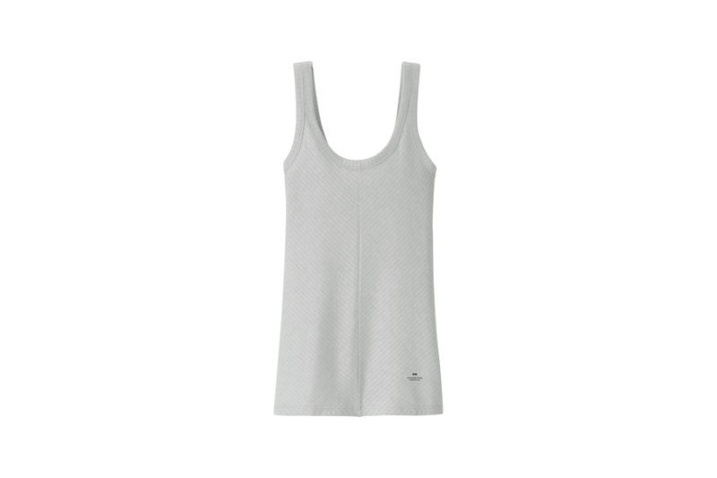 Alexander Wang x Uniqlo Heattech Collection Tank Top Grey